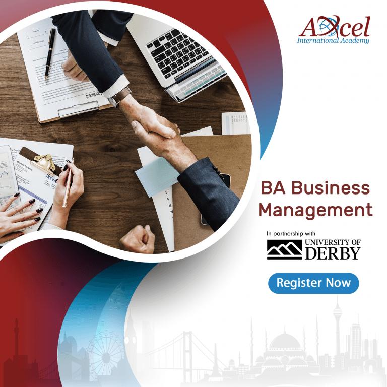 BA Business Management 2