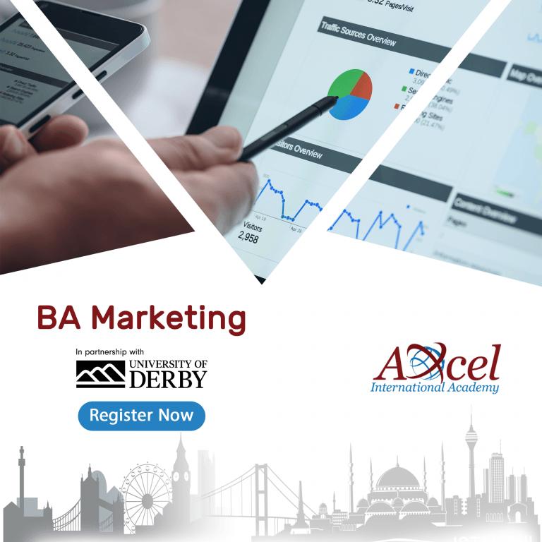 BA Marketing