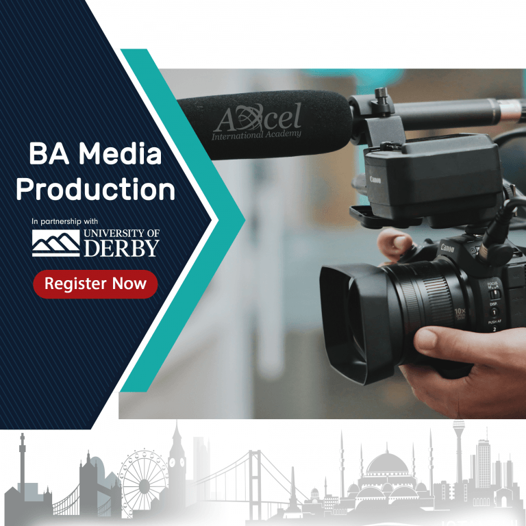 BA Media Production